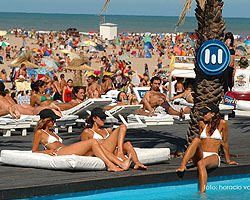 arena beach, Mar del Plata